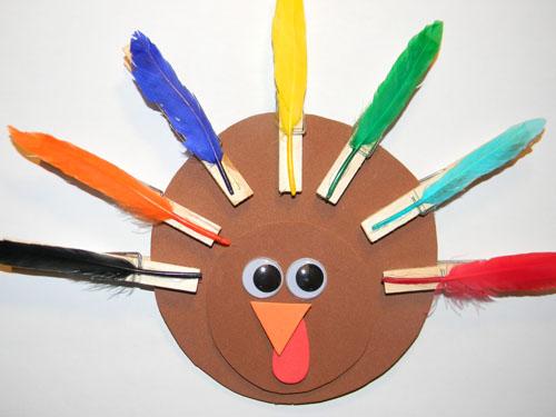 Tot School: Thanksgiving