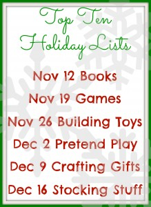top ten holiday lists dates