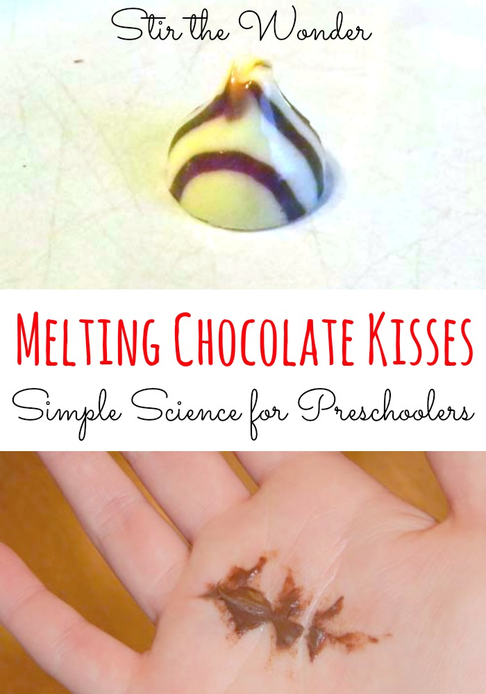 Melting Chocolate Kisses