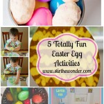 5 Totally Fun Easter Egg Activities {Hands-On Play Party} | Stir the Wonder #kbn #easter #handsonplay