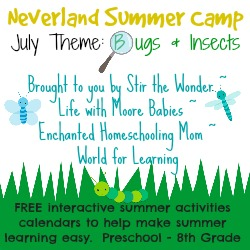 Neverland Summer Camp July 2014