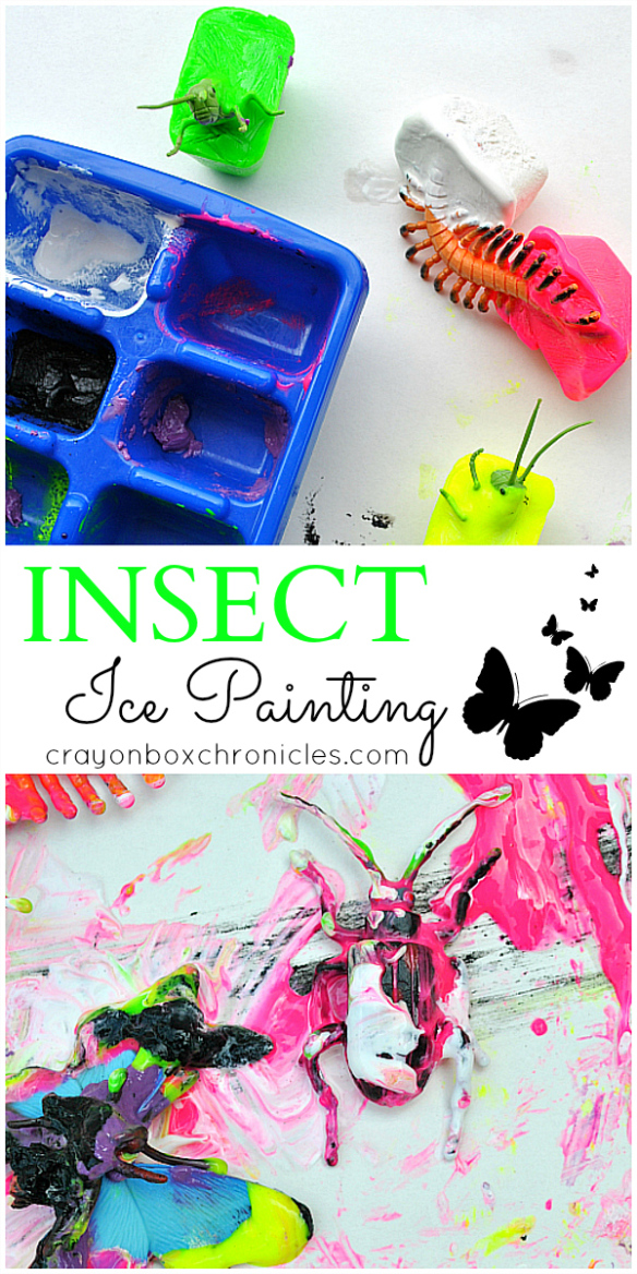 insect-ice-sensory-painting