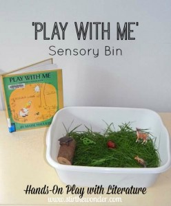 play with me sensory bin