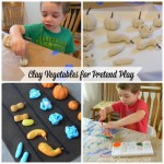 Clay Vegetables | Stir the Wonder