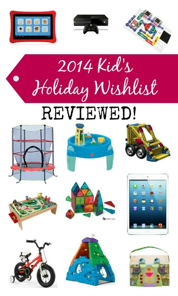 2014 Kid's Holiday Wish List: Reviewed! | Stir the Wonder