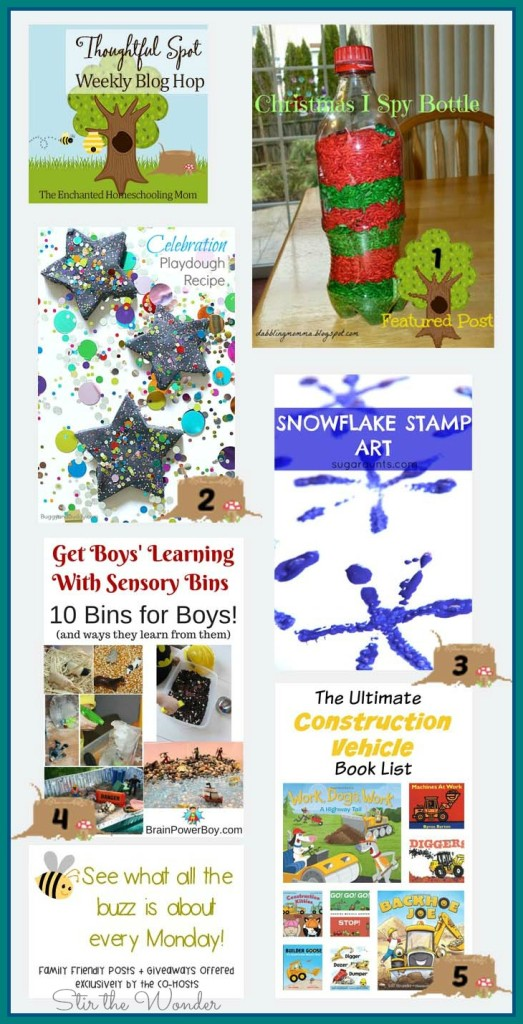 Thoughtful Spot Weekly Blog Hop #68 | Stir the Wonder