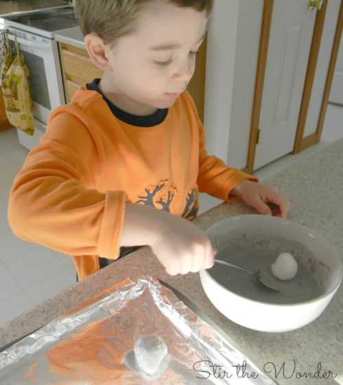 Making Moon Rocks