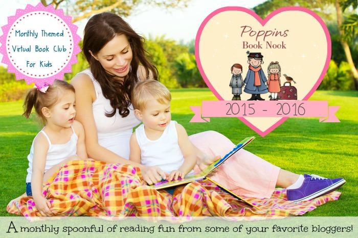 Poppins Book Nook at Stir the Wonder