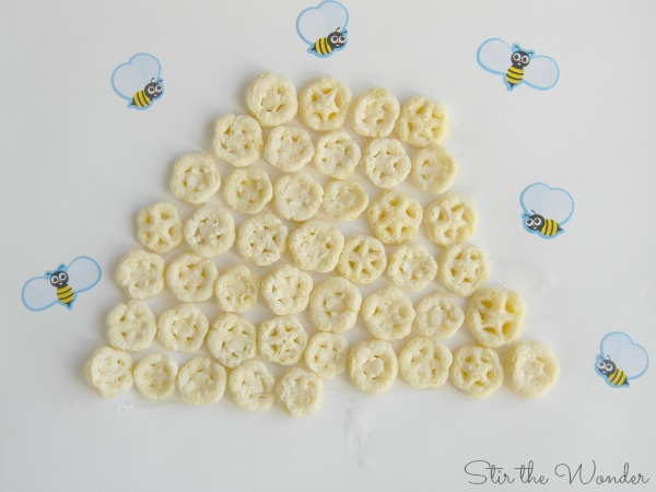 Beehive Craft for Preschoolers and Toddlers