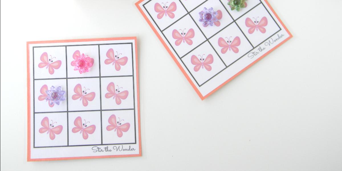 Butterfly Math F