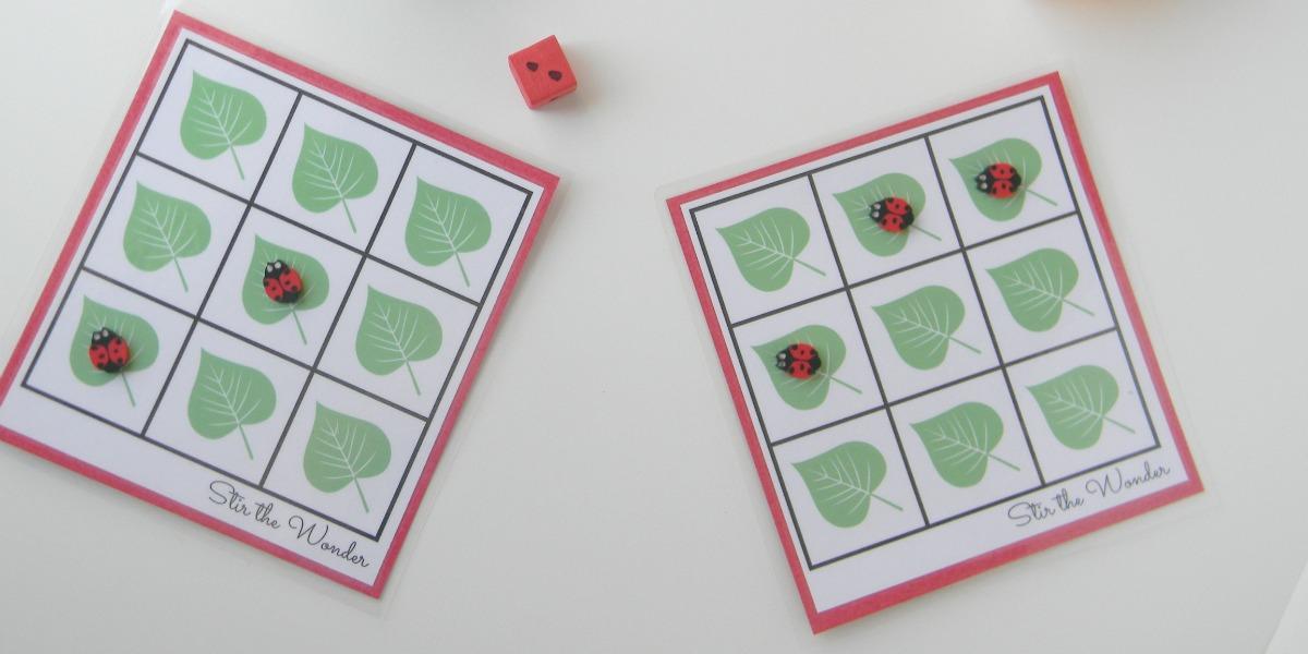 Ladybug Math F