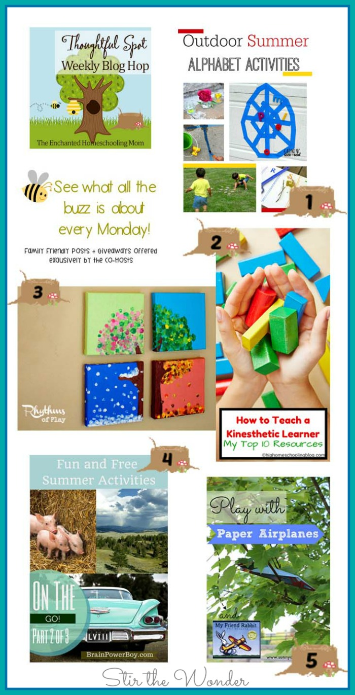 Thoughtful Spot Weekly Blog Hop #89