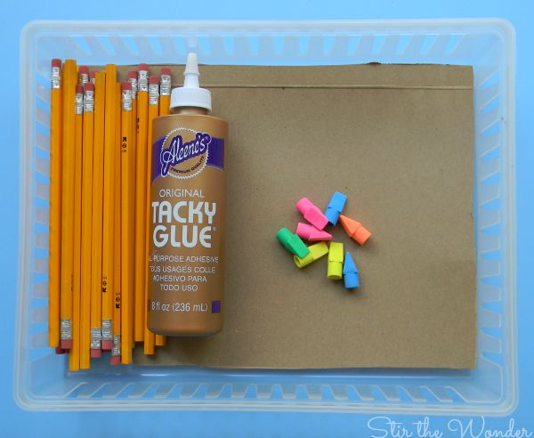Pencil Craft