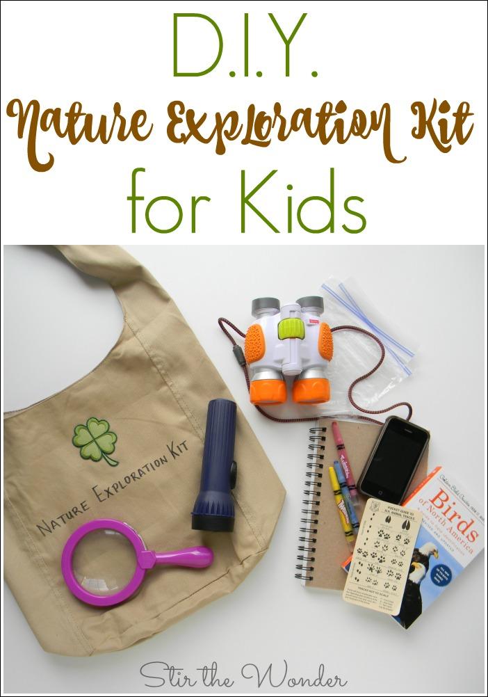 Nature Exploration Kit