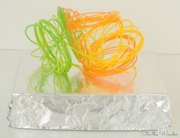 Slinky Sculpture 1