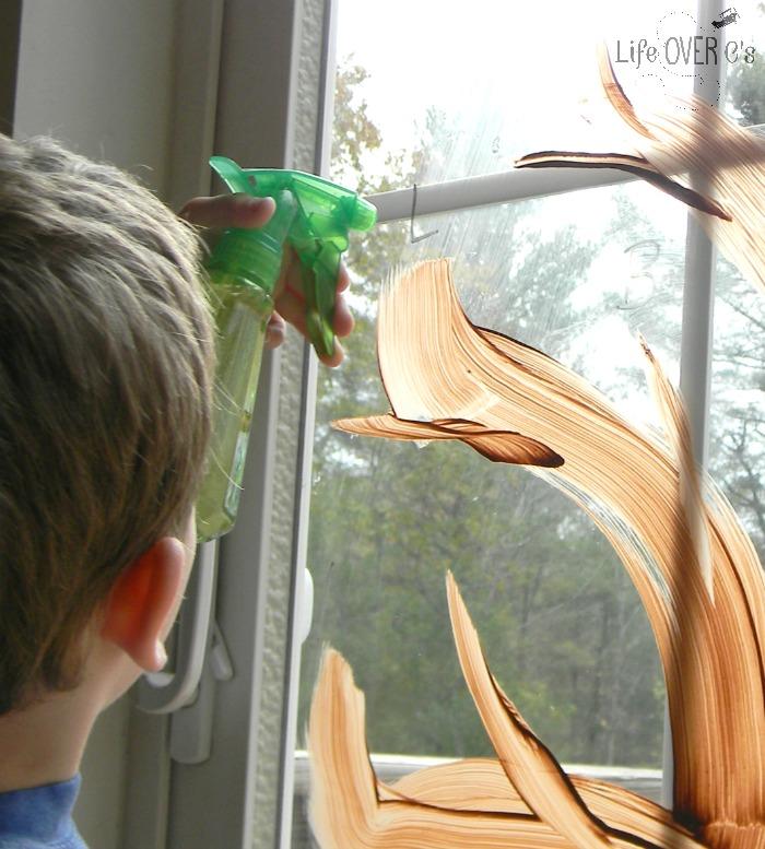 Fall Leaves Alphabet Activity 2