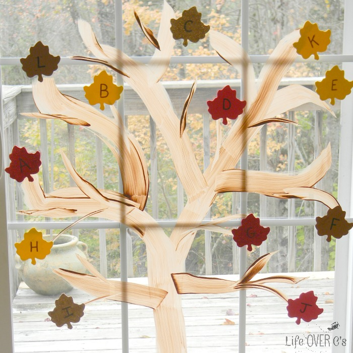 Fall Leaves Alphabet Matching_IG