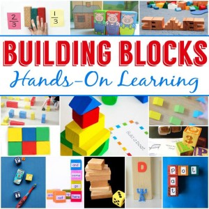 Hands-on Learning with Building Blocks