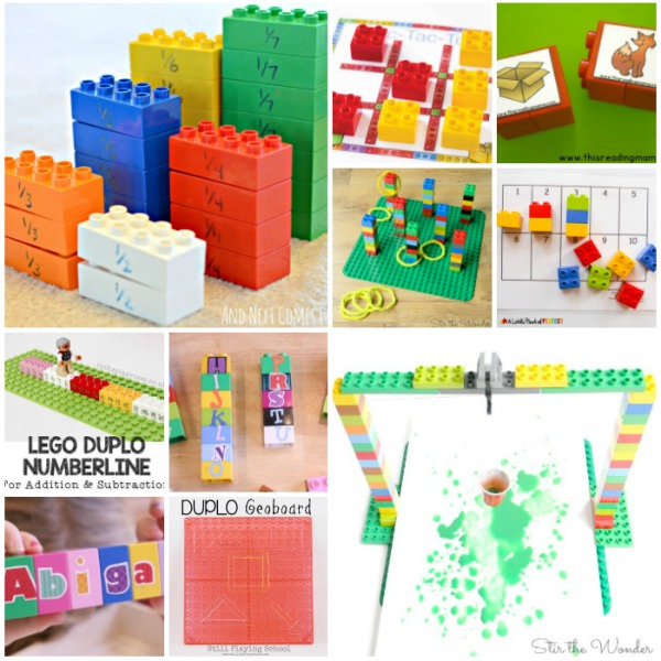 15 Duplo Activities Your Kids Will Love