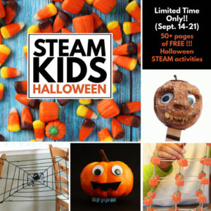 STEAM Kids: Halloween