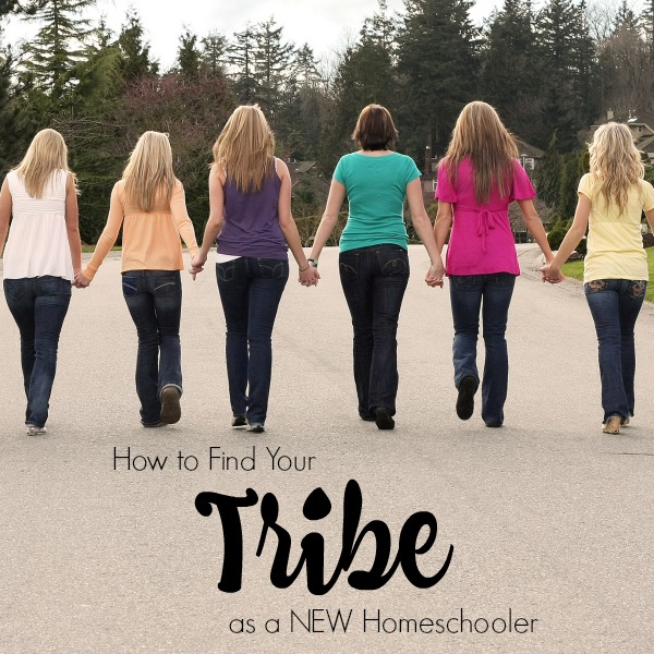 How to find your tribe as a new homeschooler