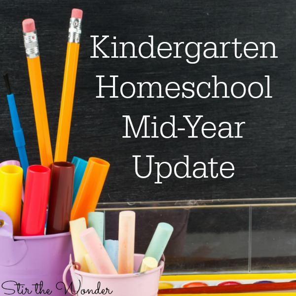 It's halfway through the school year and it's a time of reflection for most homeschoolers. We are asking ourselves what is working? What do we need to change? And planning ahead into the next year even. So how is homeschooling going? Today I'm going to give you a little update.