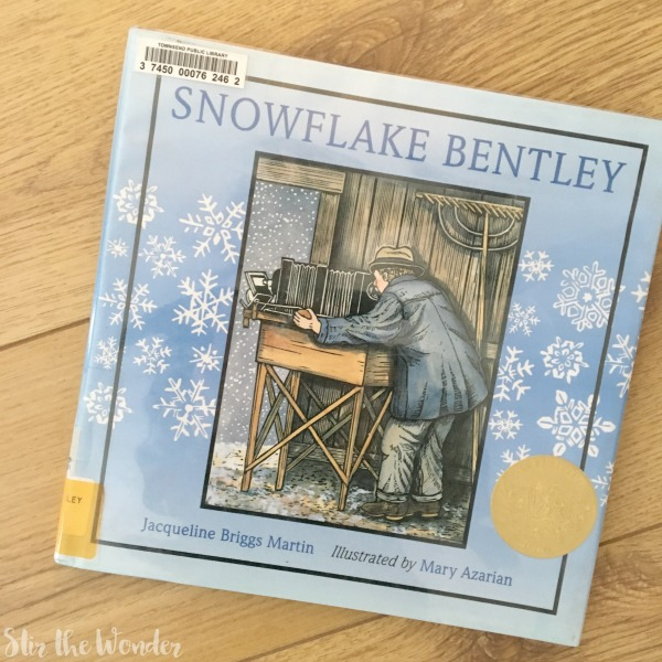 Snowflake Bentley is an awesome living book to read to children in the winter!