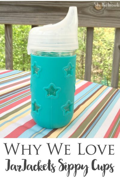 JarJackets Sippy Cup Review