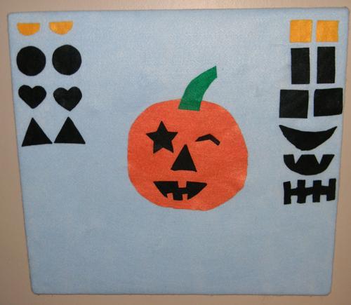 Tot School: Halloween