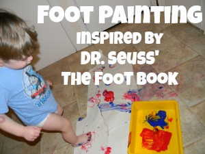 foot painting collage2