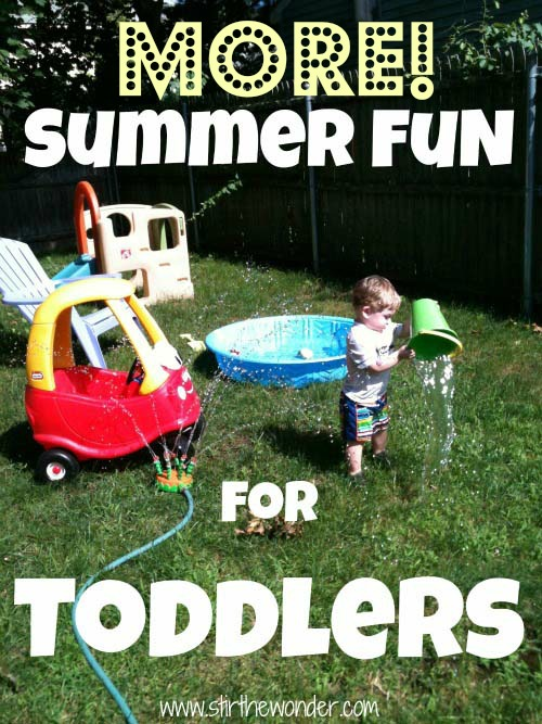 MoreSummer Fun for Toddlers copy