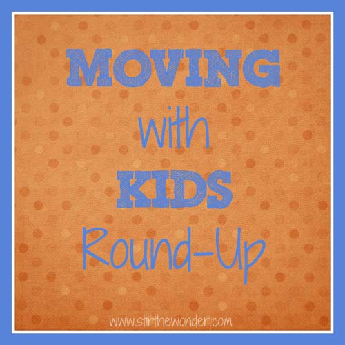 Moving with Kids Round-Up