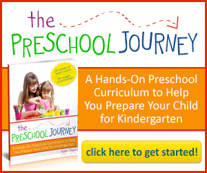 New Preschool Curriculum