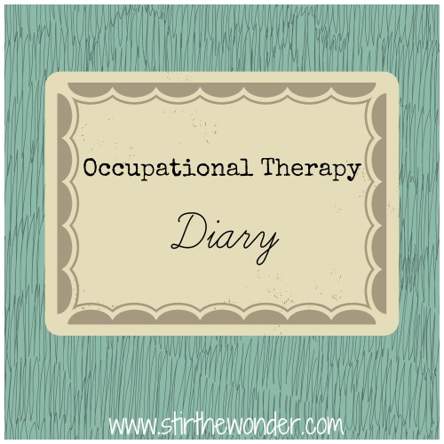 Occupational Therapy Diary