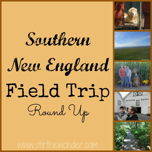 Southern New England Field Trip Round Up