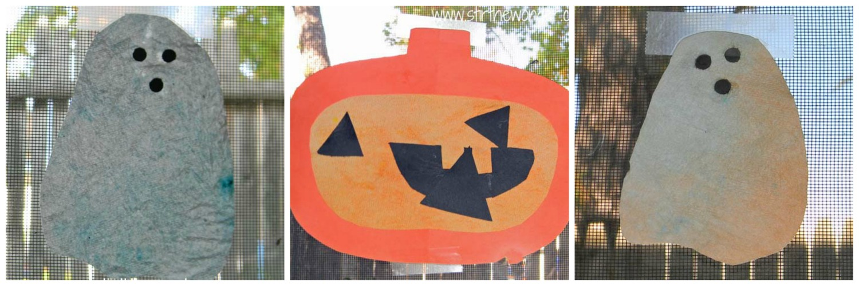 Halloween Dropper Art