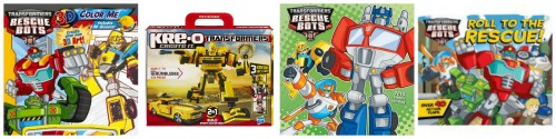Transformers Gift Guide 2