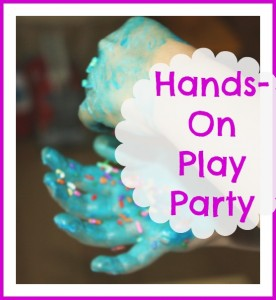 Hands-On Play Party Stir the Wonder