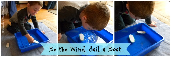 Be the Wind, Sail a boat! | Stir the Wonder