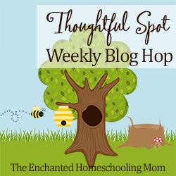 Thoughtful Spot Weekly Blog Hop #60