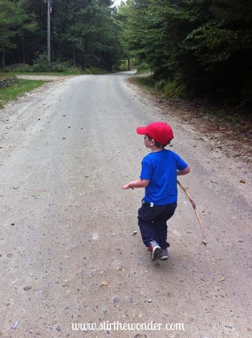 child-led learning