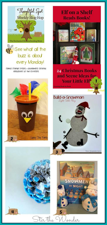 Thoughtful Spot Weekly Blog Hop #63 | Stir the Wonder
