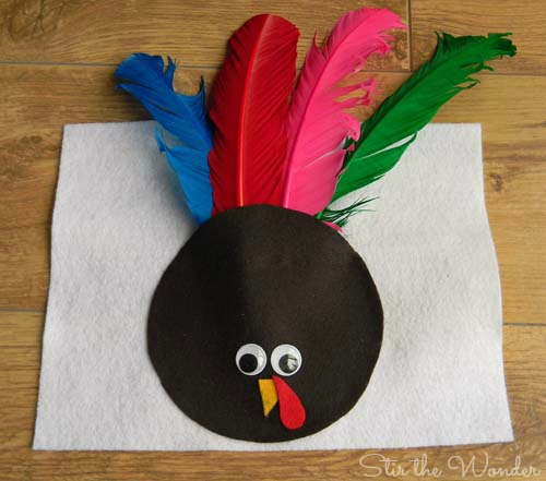 Turkey Feather Game 1