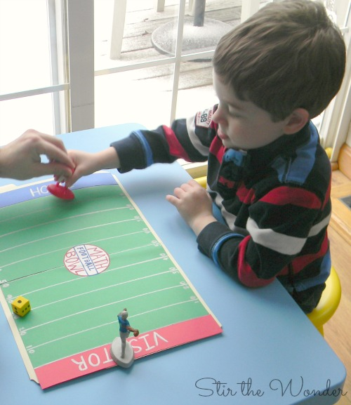 football game 5