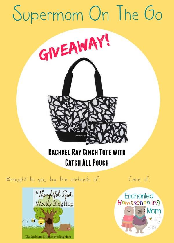 Thoughtful Spot Weekly Blog Hop March Giveaway!