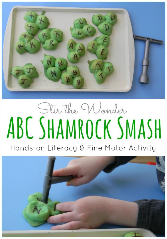 ABC Shamrock Smash