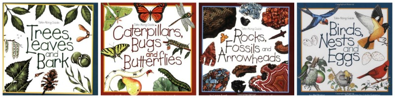 nature book collection