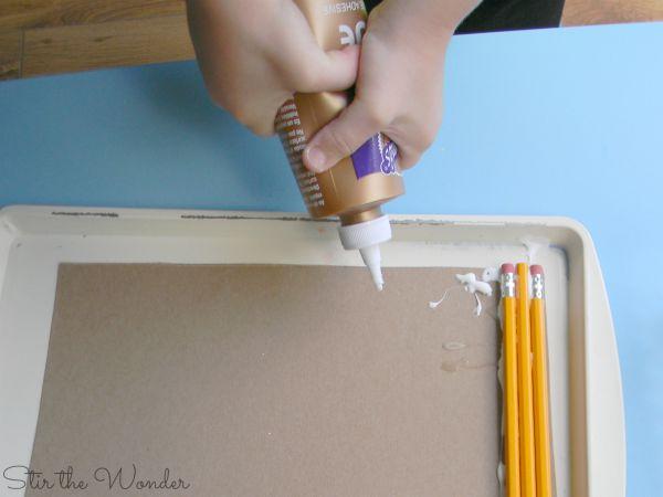 Pencil Frame Craft