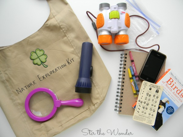 Nature Exploration Kit for Kids