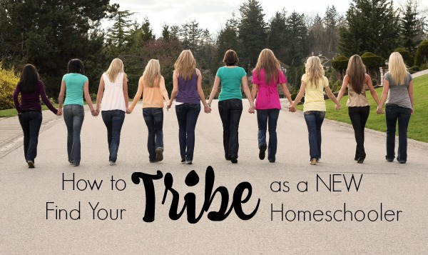 How to find your tribe as a homeschool mom